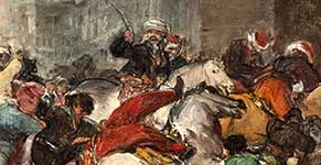 The second of may 1808 or The charge of the mamelukes