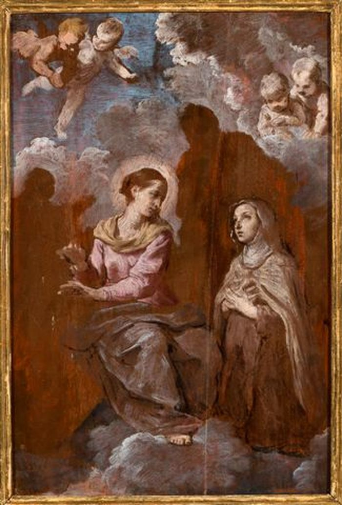 Teresa of Ávila: From Goya to the academicians of today