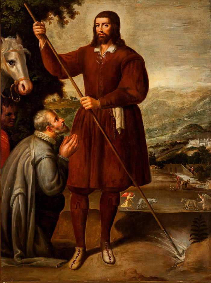 Saint Isidore the Farmer